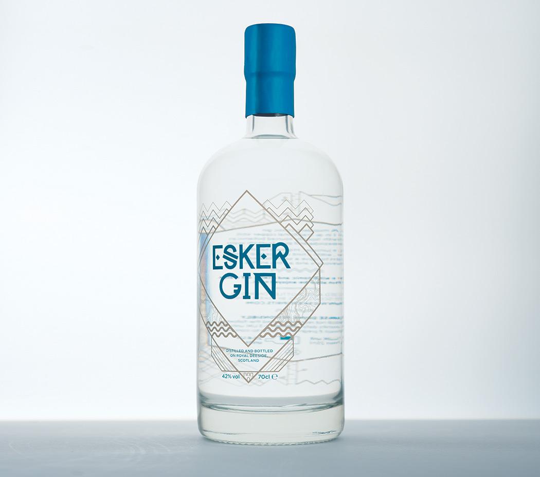 Esker-Gin-Bottle